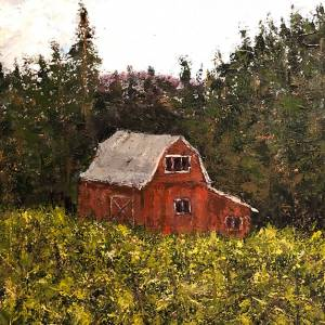 Barnello Oil Painting